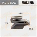 Клипса автомобильная (автокрепеж), уп. 50 шт. Masuma KJ-2572