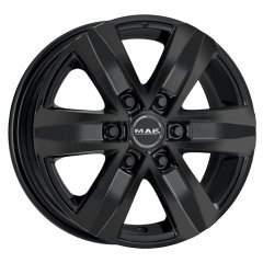 Диск колесный MAK Stone 6 8xR18 6x139,7 ET15 ЦО106,1 черный глянцевый F80806TGB15VH2X