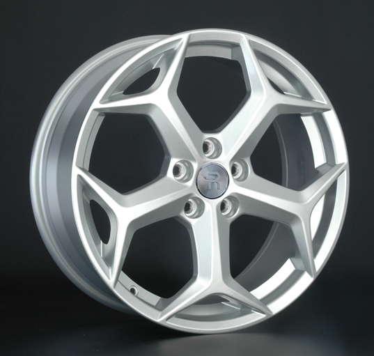 Диск колесный Replay FD74 7xR17 5x108 ET50 ЦО63,3 серебристый 028628-180132003