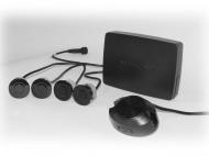 Парктроник задний (4 серебристых датчика, звуковая сигнализация) KIA R980099004 для KIA K5 (3G) 2020-