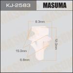 Клипса автомобильная (автокрепеж), уп. 50 шт. Masuma KJ-2583