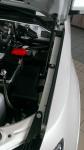 """Амортизаторы (упоры) капота """"A-Engineering"""" для Mitsubishi Pajero Sport II 2008-2015"""