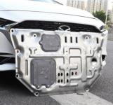 Защита картера, серебряная XHF-F168 XHF00136 Mazda CX30 2020-