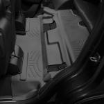 Коврик салона на 3 ряд (черный,бежевый,серый) 446075 Chevrolet Tahoe IV 2015-