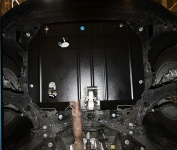 Защита картера NOVLINE NLZ1631020 для Ford Edge (2013 - 2015)