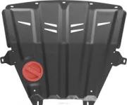 """Защита картера и кпп """"Автоброня"""" стальная для Lada Vesta SW 2017 -"""