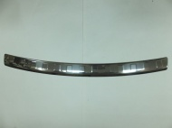 Накладка на задний бампер, нерж.  Omsa Line 5008093FT для NISSAN Juke (2010 - по н.в.)
