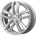 Диск колесный iFree Катар 6.5xR16 5x108 ET50 ЦО63.35 серебристый 436207