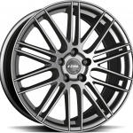 Диск колесный Rial KiboX 9,5xR21 5x120 ET22 ЦО74,1 серый темный KIBX-952122WZ17-9