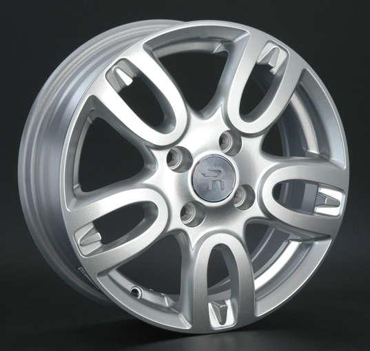 Диск колесный Replay HND100 5,5xR14 4x100 ET46 ЦО54,1 серебристый 018445-180143004