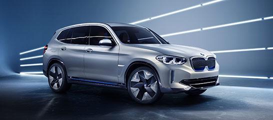 BMW готовится к выпуску iX3<