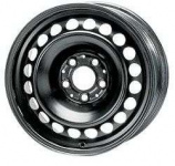 Диск колесный KFZ 9825 7.5xR16 5x112 ЕТ41 ЦО66.5 черный 19046415001