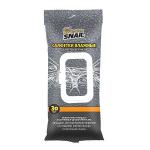 Салфетки влажные для пластика Golden Snail GS 0403