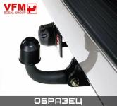 Фаркоп VFM-Bosal (Польша) без электрики для KIA Sportage IV 2016 -