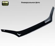 Дефлектор капота, темный SIM SHYSAN0512 Hyundai Santa FE 2006 - 2011