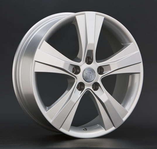 Диск колесный Replay OPL34 6,5xR16 5x105 ET39 ЦО56,6 серебристый 023021-040016015
