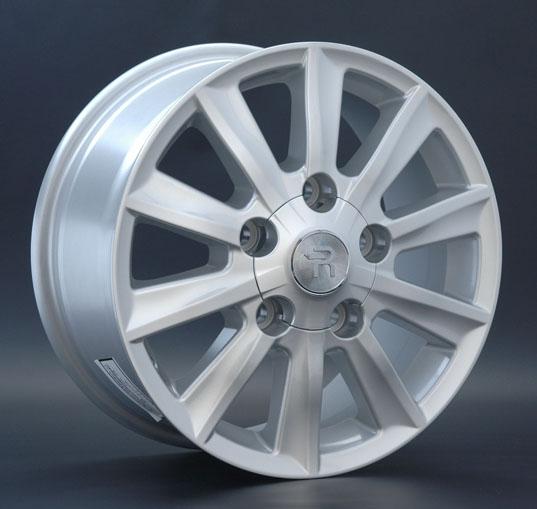 Диск колесный REPLAY TY43 8xR18 5x150 ET56 ЦО110,1 серебристый 035626-040658009