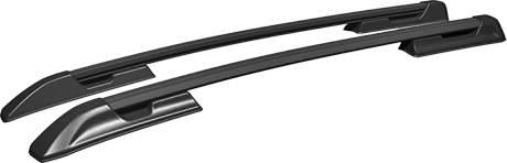 Рейлинги (черный) APS 1210-02 Volkswagen Amarok 2010-