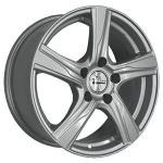 Диск колесный iFree Кайт 7xR16 5x112 ET35 ЦО66.6 серый тёмный глянцевый 316503