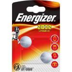 Улучшенная миниатюрная батарейка Energizer Ultimate Lithium E301319500 CR2016 2шт/блист