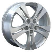 Диск колесный Replay MZ107 7,5xR17 5x114,3 ET50 ЦО67,1 серебристый 036072-990124004