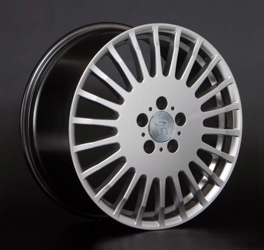 Диск колесный REPLAY MR43 8xR17 5x112 ET43 ЦО66,6 серебристый 006114-070060006