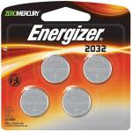 Улучшенная миниатюрная батарейка Energizer Ultimate Lithium E301319200 CR2032 4шт/блист