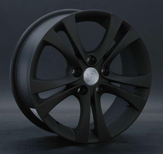 Диск колесный Replay OPL13 6,5xR16 5x105 ET39 ЦО56,6 черный матовый 006044-100025015
