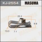 Клипса автомобильная (автокрепеж), уп. 50 шт. Masuma KJ-2554