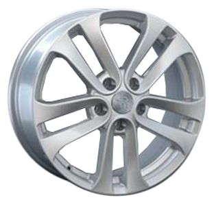 Диск колесный Replay SB27 7xR17 5x114,3 ET55 ЦО56,1 серебристый 034910-990715002