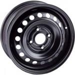 Диск колесный Евродиск 65A49R ED 6xR16 4x100 ЕТ49 ЦО54.1 черный 9 304 661