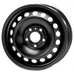 Диск колесный BANTAJ 6xR15 5x100 ET38 ЦО57,1 черный глянцевый BJ7760