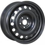Диск колесный Trebl X40947 7xR17 5x114.3 ЕТ35 ЦО60.1 черный 9317873