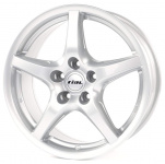 Диск колесный Rial U1 6xR15 5x112 ET47 ЦО57.06 серебристый U160547V21