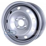 Диск колесный Magnetto 14000 S AM 5,5xR14 4x100 ET43 ЦО60,1 серебристый 14000 S AM