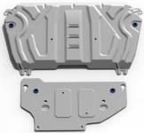 Защита картера и КПП Rival 333.9534.1 Toyota Rav4 2019-