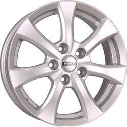 Диск колесный Carwel Лум 1608 6,5xR16 5x114,3 ET40 ЦО66,1 черный  00036190