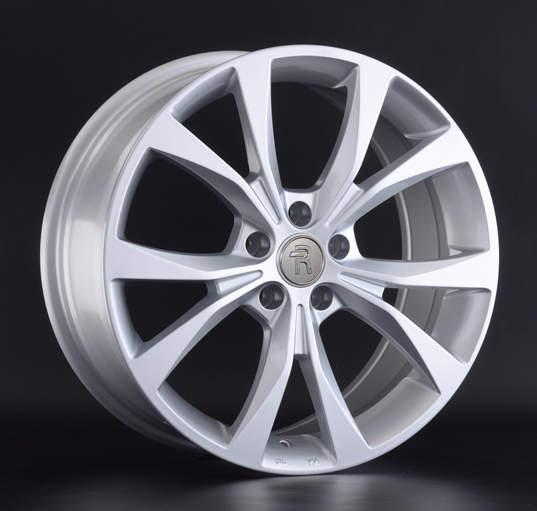 Диск колесный REPLAY V37 8xR18 5x108 ET42,5 ЦО63,3 серебристый 042663-160719006