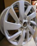 Диск колесный Carwel Байкал 166 6.5xR16 5x114.3 ET46 ЦО67.1 серебристый металлик 101720
