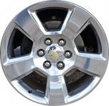Диск колесный  R20 20937764 для Chevrolet Taho IV 2015-