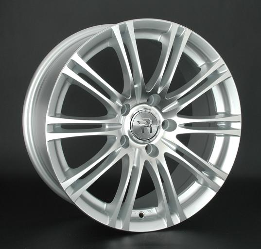 Диск колесный REPLAY B91 7,5xR17 5x120 ET34 ЦО72,6 серебристый с полированной лицевой частью 029076-160023001