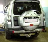 Фаркоп (50/1500кг) Baltex 14.2062.56 для Mitsubishi Pajero IV 2006-