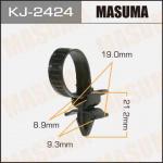 Клипса автомобильная (автокрепеж), 1 шт., Masuma KJ-2424