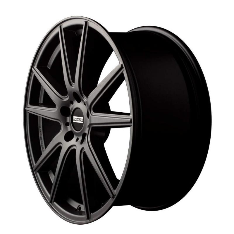 Диск колесный Fondmetal STC10 9xR20 5x120 ET45 ЦО72,5 серый темный матовый STC10 9020455120RTE1