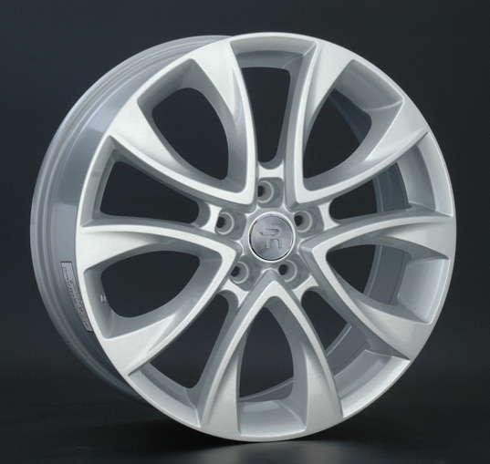 Диск колесный Replay MZ39 7,5xR17 5x114,3 ET50 ЦО67,1 серебристый 024086-030124004