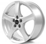 Диск колесный Borbet F 8xR18 5x112 ET35 ЦО72,5 серебристый 8102201