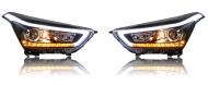 Тюнингованная LED оптика для CRETA