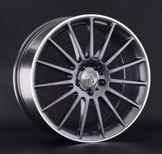 Диск колесный REPLAY MR198 8xR19 5x112 ET43 ЦО66,6 серебристый 042187-160060011