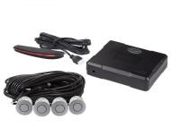 Парктроник (4 белых датчика, ультратонкий светодиодный дисплей) KIA R9800AC020 для KIA K5 (3G) 2020-