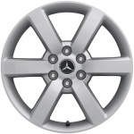 Диск колесный R19 Mercedes A4704015500 для Mercedes-Benz X-Class 2017 -